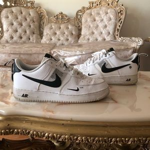 Air Force 1 Low Utility White